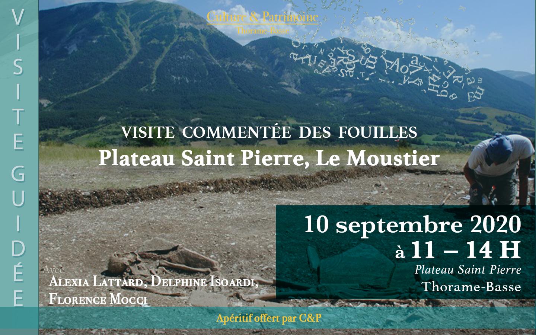 Visite guidée Plateau St. Pierre